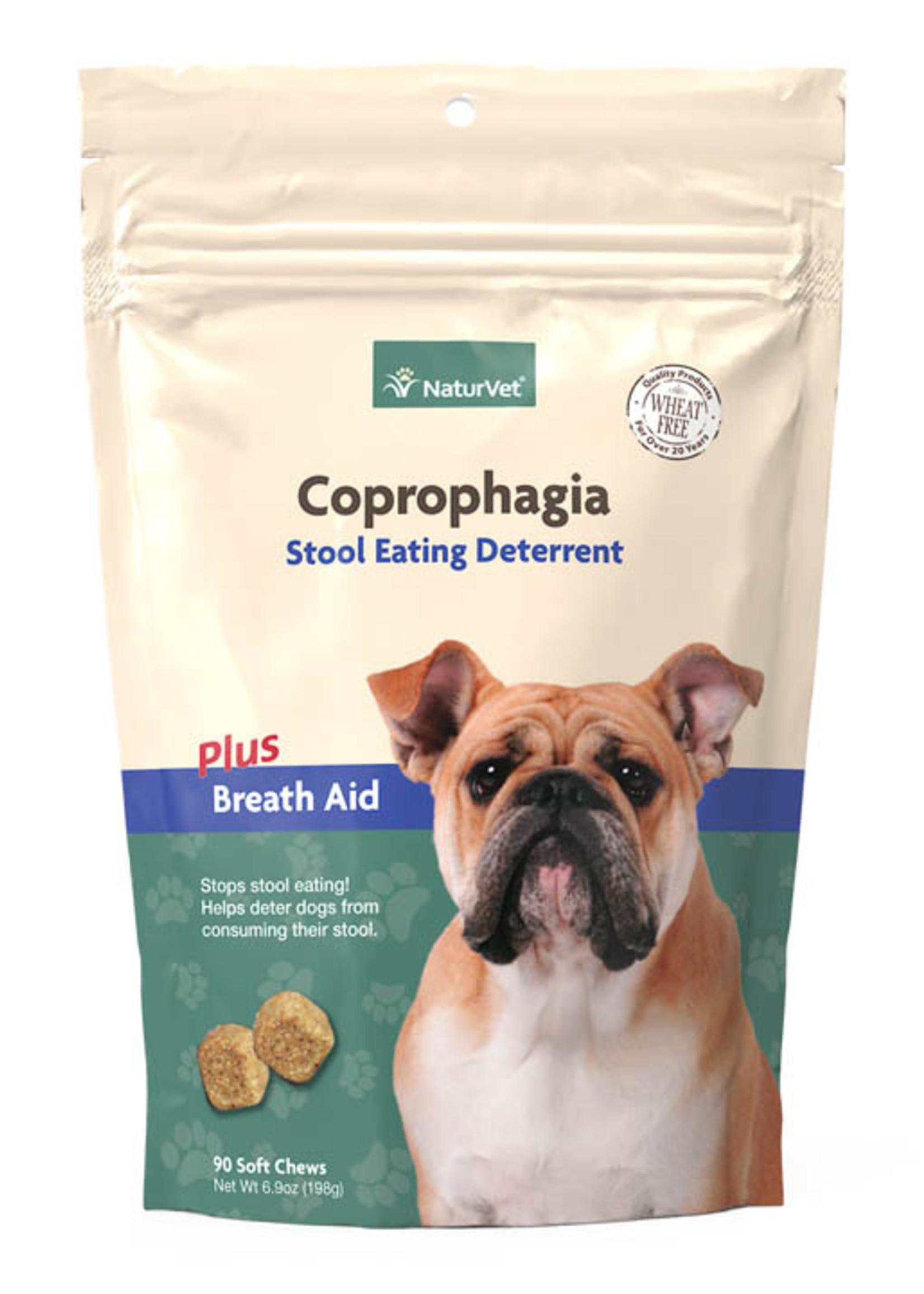 NaturVet NaturVet Dog Coprophagia Stool Eating Deterrent Soft Chew