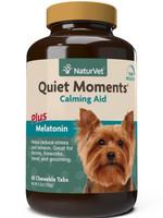 NaturVet NaturVet Dog Quiet Moments Calming Aid Chewable Tablet