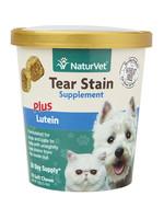 NaturVet NaturVet Cat/Dog Tear Stain Supplement Powder Soft Chew 70 ct