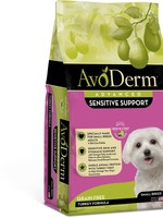 AvoDerm by Breeder's Choice AvoDerm Dog Dry Sensitive Support Turkey Small Breed