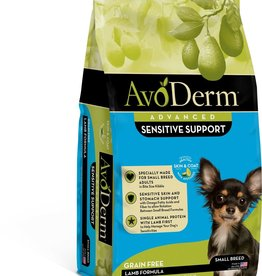 Breeder's Choice Pet Foods, Inc. AvoDerm Dog Dry Sensitive Support Lamb Small Breed