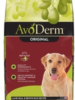 AvoDerm by Breeder's Choice AvoDerm Dog Dry Original Lamb and Rice