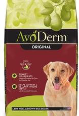 AvoDerm by Breeder's Choice AvoDerm Dog Dry Original Lamb and Rice