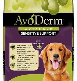 Breeder's Choice Pet Foods, Inc. AvoDerm Dog Dry Sensitive Support Lamb and Sweet Potato