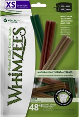 Paragon Pet Products USA, Inc. Whimzees Dog Stix X-Small 48 pack
