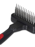 Paw Brothers Paw Brothers Magic Spring Undercoat Rake Double Row 13L/12S