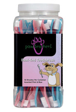 Paw Brothers Paw Brothers Toothbrush Dual End
