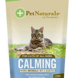 PET NATURALS OF VERMONT Pet Naturals Cat Calming 30 ct