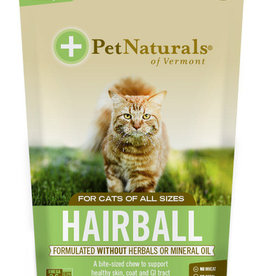 PET NATURALS OF VERMONT Pet Naturals Cat Hairball 30 ct