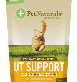 PET NATURALS OF VERMONT Pet Naturals Cat UT Support 60 ct