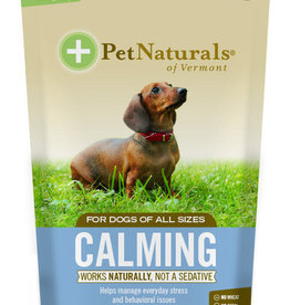 PET NATURALS OF VERMONT Pet Naturals Dog Calming 30 ct