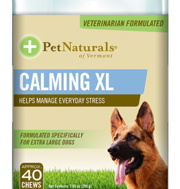 PET NATURALS OF VERMONT Pet Naturals Dog Calming XL 40 ct