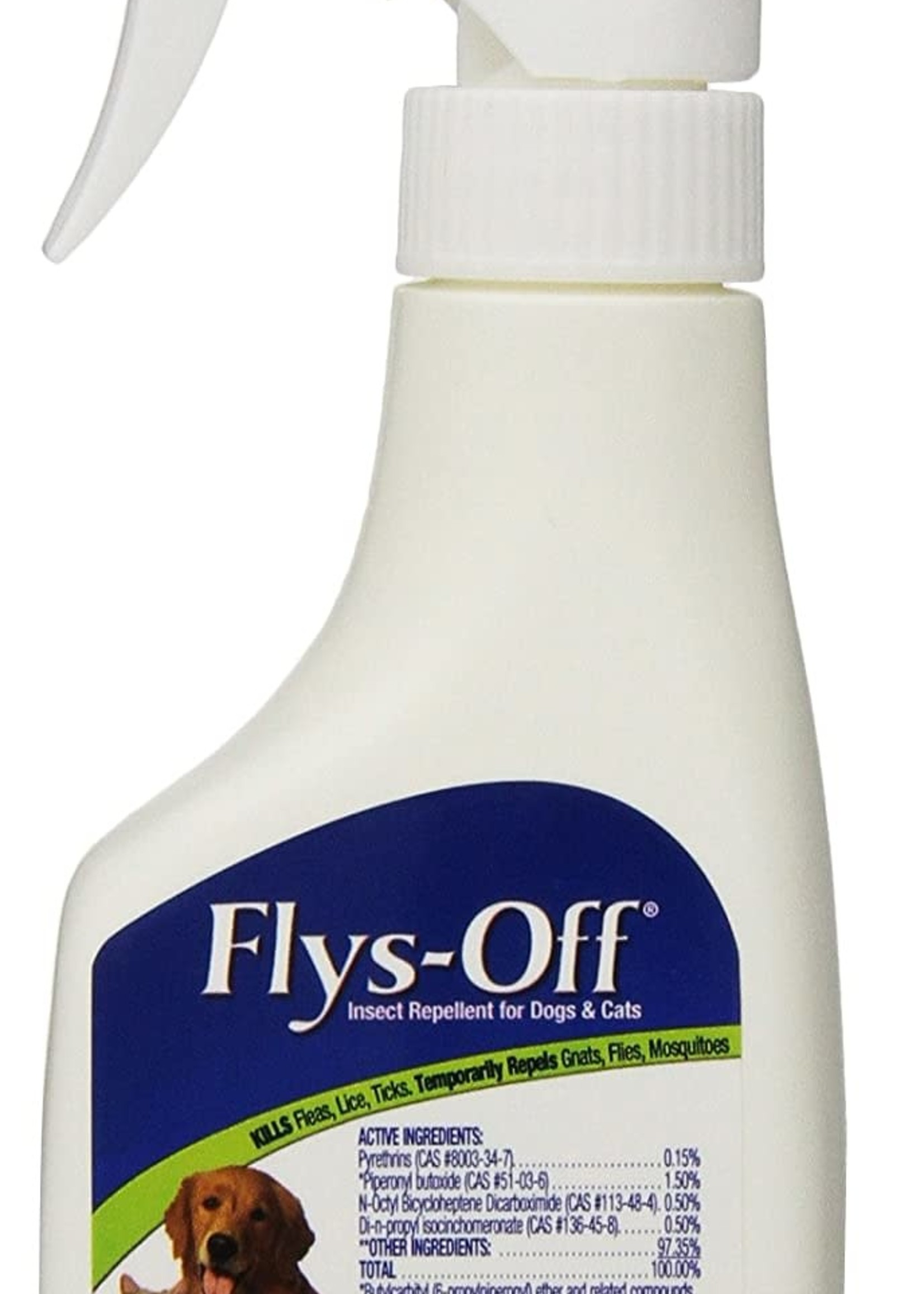 Farnam Companies, Inc Farnam Flys-Off Mist Spray 6 oz