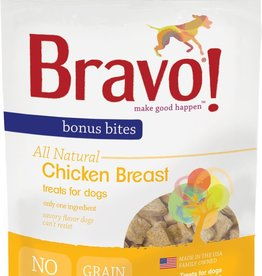 Bravo! Bravo! Dog Treat Freeze Dried Chicken Breast 3 oz