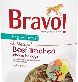 Bravo! Bravo! Dog Treat Beef Trachea Minis 7 oz