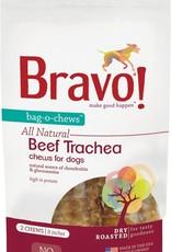 "Bravo! Bravo! Dog Treat Beef Trachea 8"""