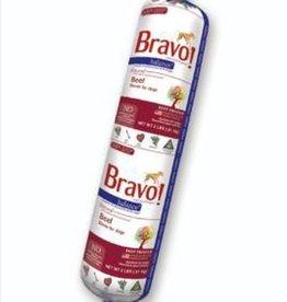 Bravo! Bravo! Dog Food Balance Frozen Beef Chub 2 lbs