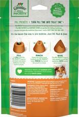 Greenies Greenies Cat Pill Pockets Chicken 1.6 oz