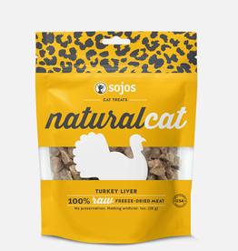 Sojo's Sojo's Cat Treat Turkey Liver 1 oz