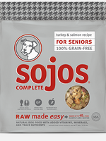 Sojo's Sojo's Dog Dehydrated Raw Complete Senior Turkey and Salmon