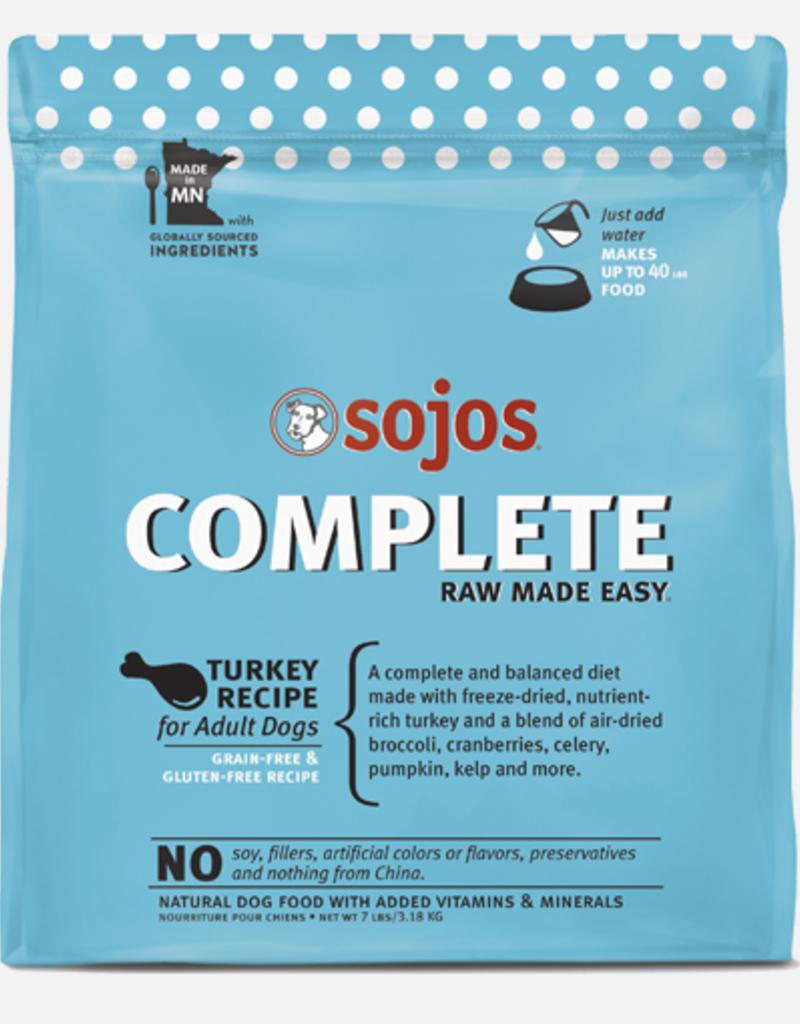 Sojo's Sojo's Dog Dehydrated Raw Complete Turkey