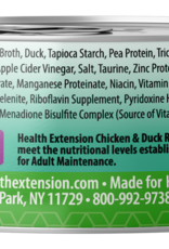 Health Extension Health Extension Cat Can Chicken and Duck 2.8 oz