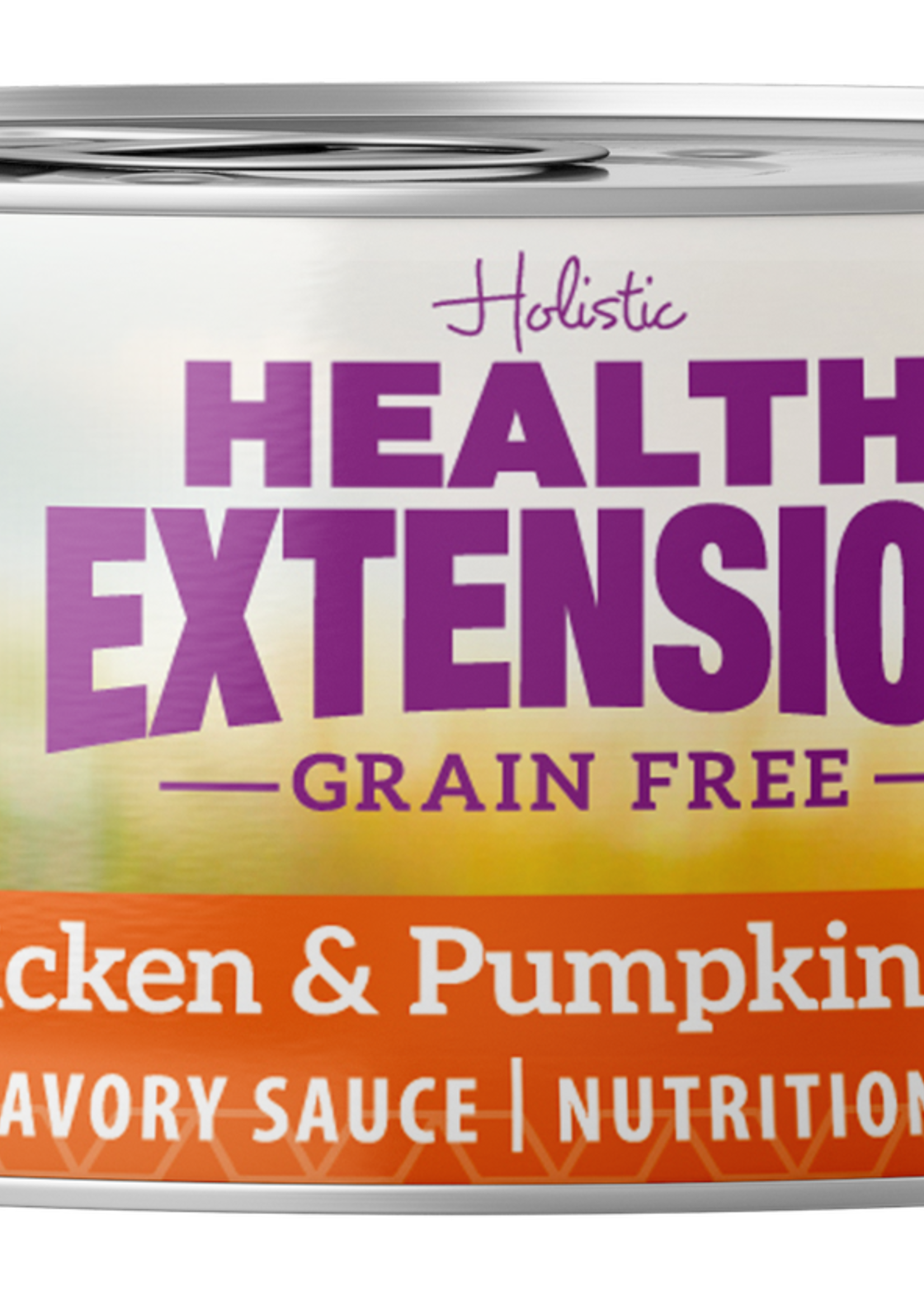 Health Extension Health Extension Cat Can Chicken and Pumpkin 2.8 oz