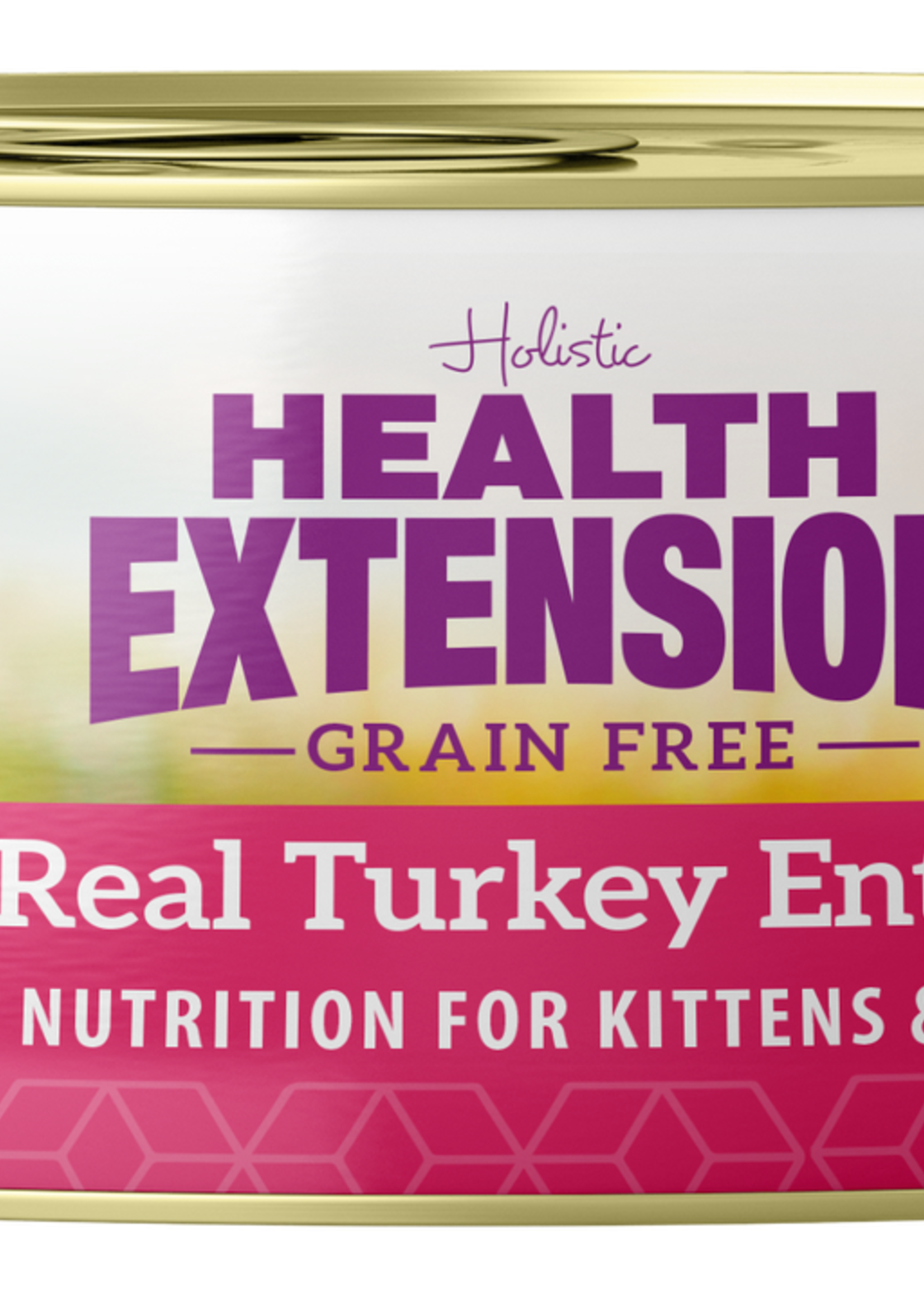 Health Extension Health Extension Cat Can Turkey 5.5 oz