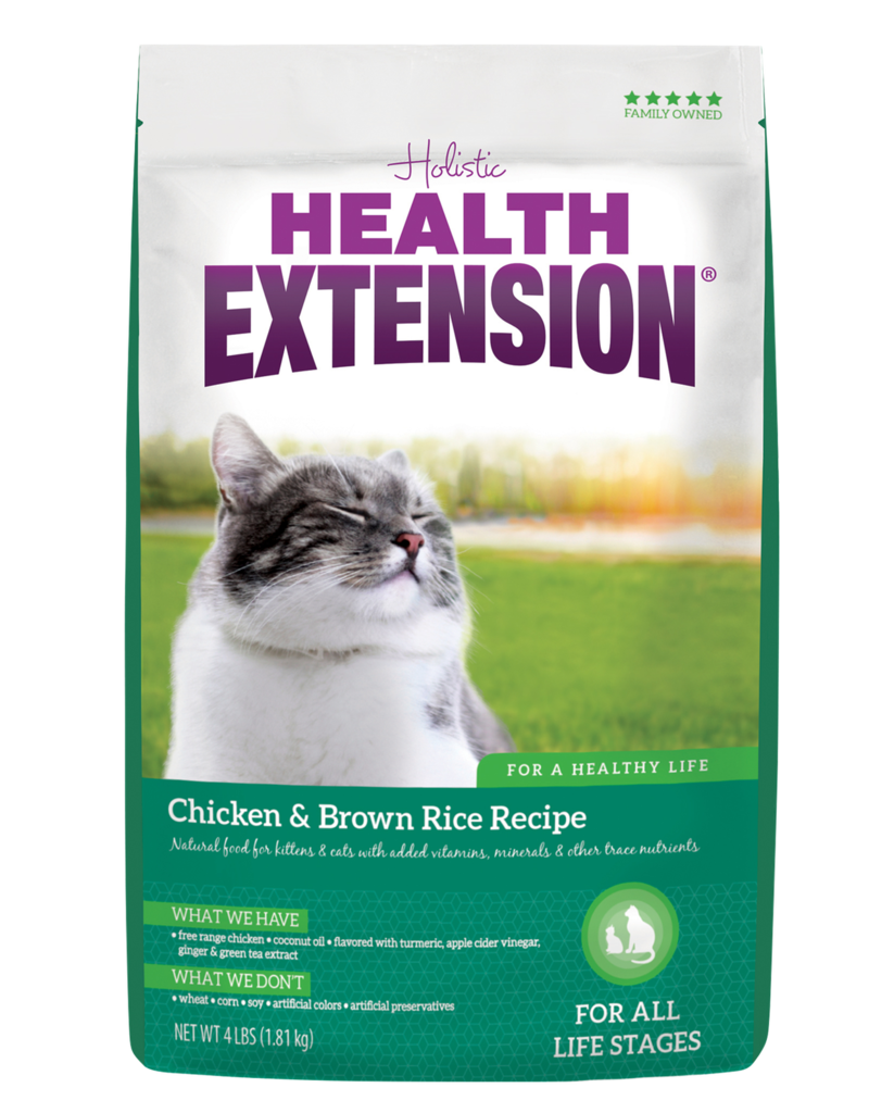 Health Extension Health Extension Cat Dry Chicken and Brown Rice