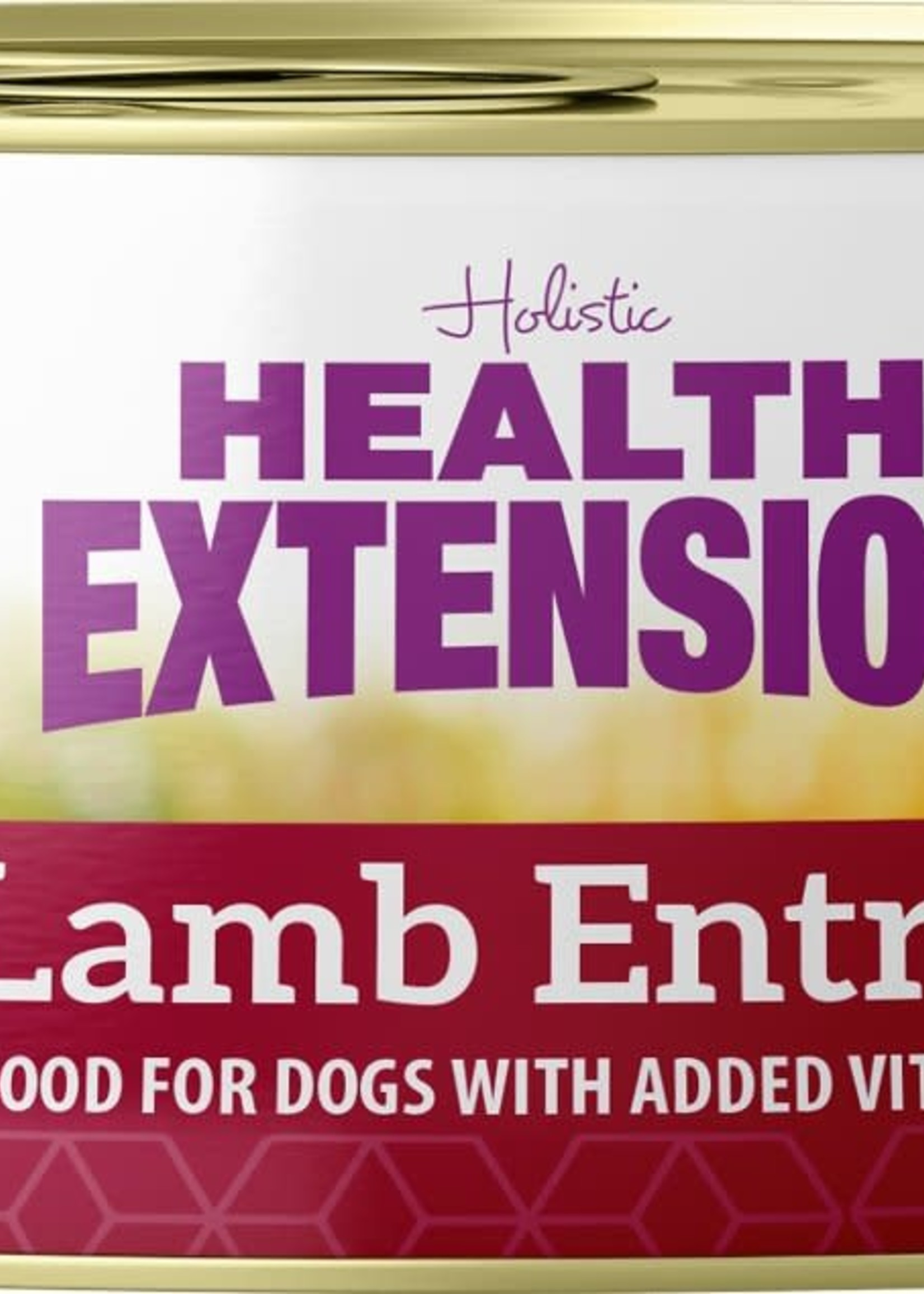 Health Extension Health Extension Dog Can Entree Lamb