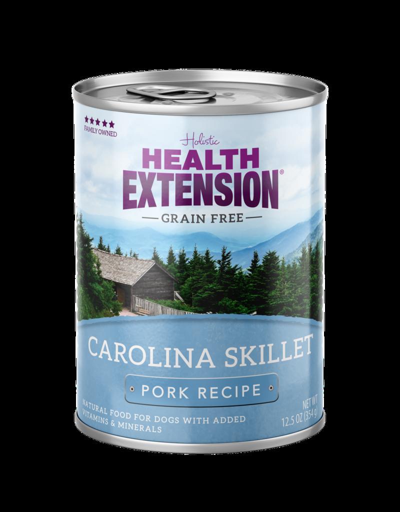 Health Extension Health Extension Dog Can Pork Carolina Skillet 12.5 oz