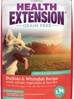 Health Extension Health Extension Dog Dry Buffalo and Whitefish