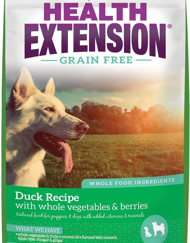 Health Extension Health Extension Dog Dry Duck
