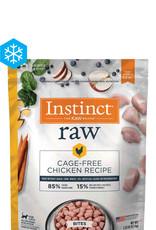 Nature's Variety Instinct Cat Frozen Raw Chicken Bites 1.25 lbs