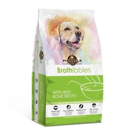 Pinnacle by Breeder's Choice Pinnacle Dog Dry Brothibbles Beef, Oatmeal, & Venison 4lb