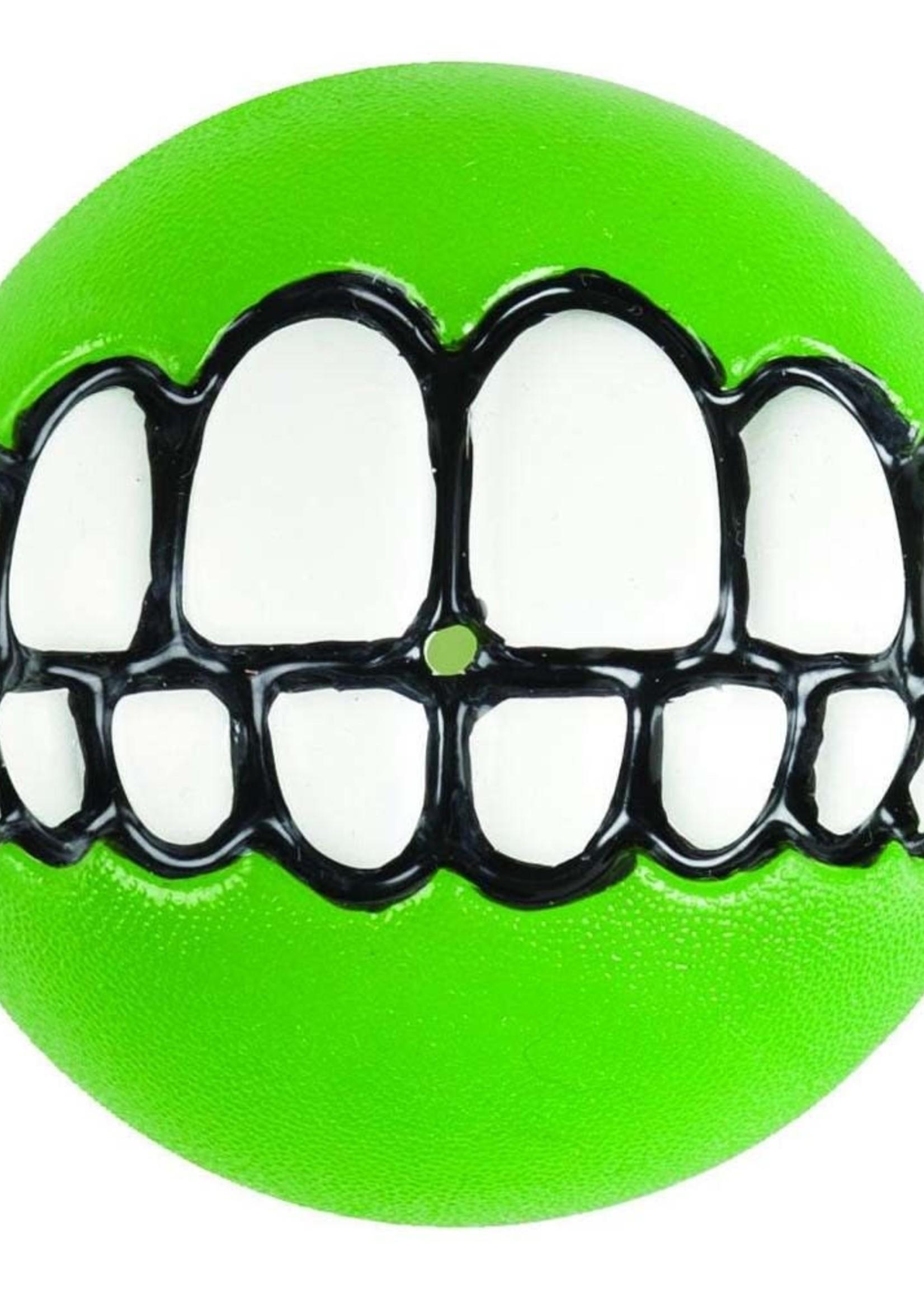 The Kong Company KONG Rogz Grinz Treat Ball Small 2in
