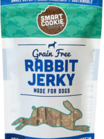 Smart Cookie Bakery Smart Cookie 100% Rabbit Jerky Strips 3oz