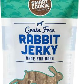Smart Cookie Bakery Smart Cookie 100% Rabbit Jerky Strips 3oz