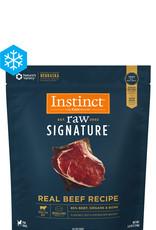 Nature's Variety Instinct Dog Frozen Raw Beef Medallions 3 lbs