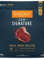 Nature's Variety Instinct Dog Frozen Raw Beef Bites