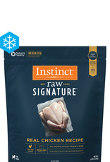 Nature's Variety Instinct Dog Frozen Raw Chicken Medallions 3 lbs