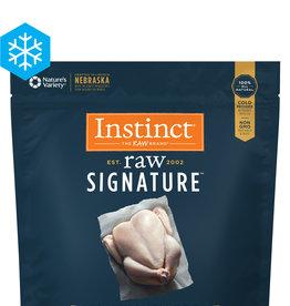 Nature's Variety Instinct Dog Frozen Raw Chicken Medallions 3 lbs