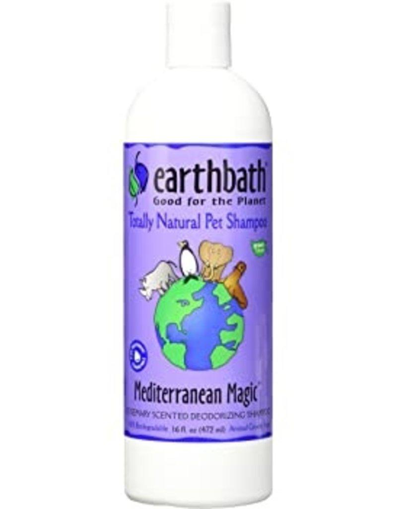 EARTHBATH/EARTHWHILE ENDEAVORS Earthbath Mediterranean Magic Shampoo K9 16oz