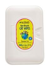 EARTHBATH/EARTHWHILE ENDEAVORS Earthbath Cat Wipes 100ct