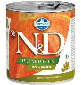 Farmina Farmina Dog Can Grain Free Pumpkin, Duck & Cantaloupe 10oz