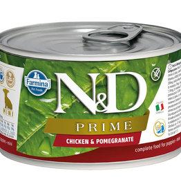 Farmina Farmina Dog Can Grain Free Mini Puppy Chicken & Pomegranate 4.9oz