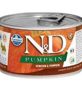 Farmina Farmina Dog Can Grain Free Pumpkin, Venison & Apple 4.9oz