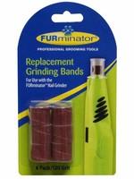 Furminator FURminator Grinder Replacement Bands 6pk