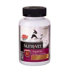 NUTRI-VET Nutri-Vet K9 Aspirin Liver Chewables Small Dogs 100ct