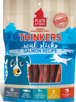 Plato Pet Treats - KDR Plato Mini Thinkers Salmon 6oz
